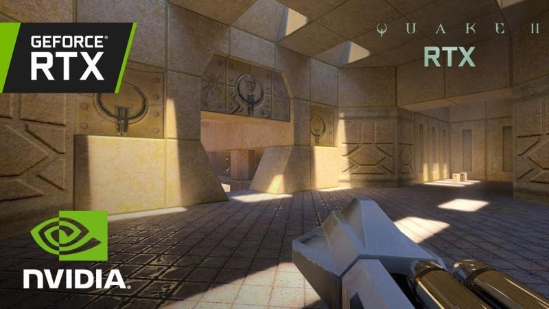 Выпущен патч 1.4.0 для Quake 2 RTX, добавляющий поддержку трассировку лучей Vulkan