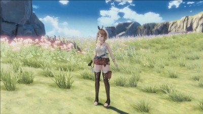 Atelier Ryza: Ever Darkness & the Secret Hideout - Летний костюм