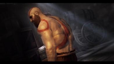 Кратос появился в The Elder Scrolls 5: Skyrim
