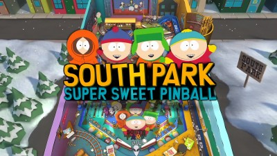 "South Park: Super-Sweet Pinball ""Трейлер"""