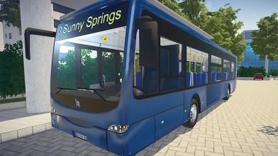 Bus Simulator 16 выйдет в марте