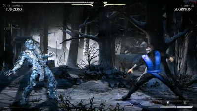 Mortal Kombat X - SUB-ZERO MK THE MOVIE 1995 by Killer MKX Team - MKX