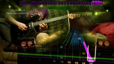 "Rocksmith Remastered - DLC - Guitar - Coldplay ""Viva La Vida"""