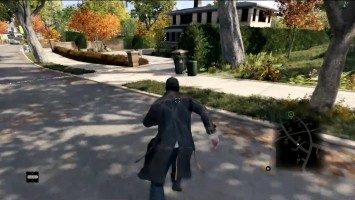 "Watch_Dogs ""Вторжение в частную жизнь"""