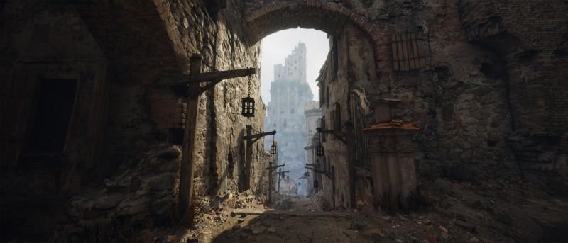 Возможно, мы посетим внутренние помещения крепости