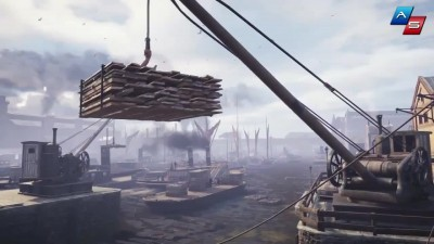 Assassin's Creed Syndicate - E3 2015 Gameplay (русская озвучка)