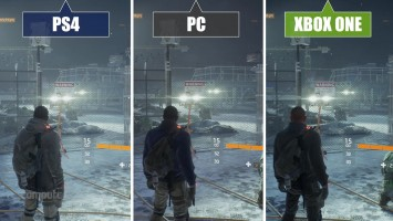 The Division (Beta) Сравнение PC vs. Xbox One vs. PS4