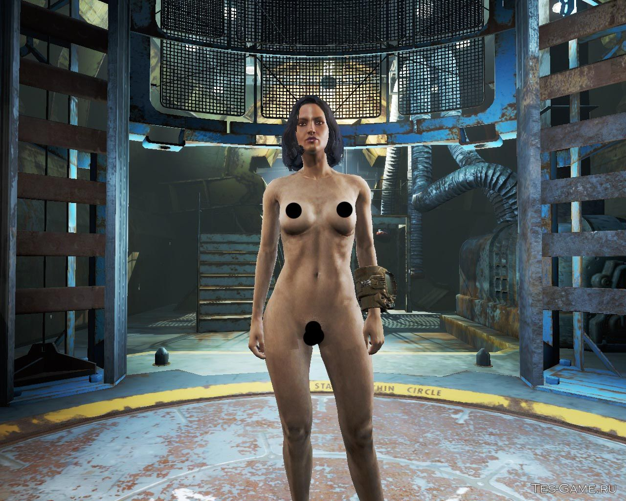 How to be naked in fallout 4 exposed scenes