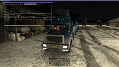 Euro Truck Simulator 2 - ZIL 5423