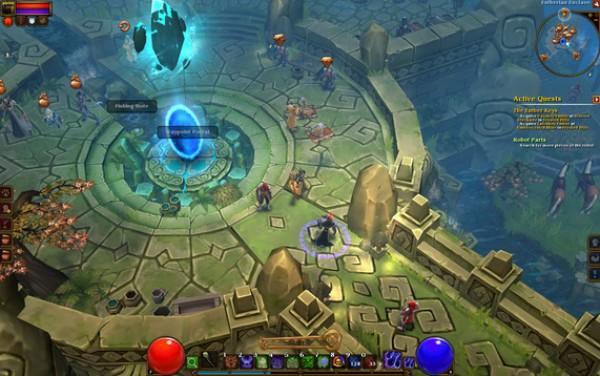 Скачать Русификатор для игры Torchlight 2
