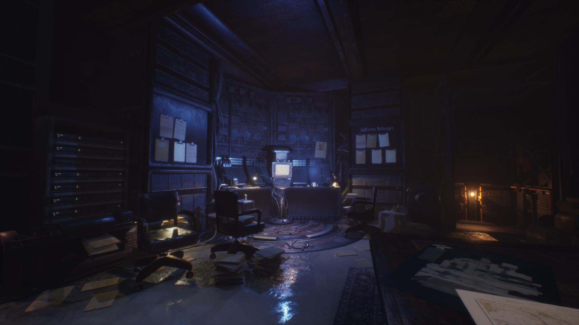 Первые скриншоты для перспективной адвенчуры от первого лица Paradise Lost