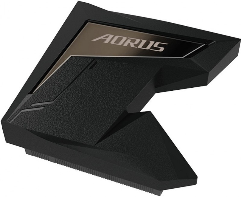 NVLink-мостик от Gigabyte Aorus