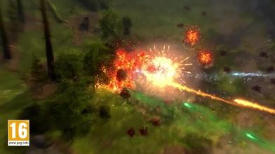"""""""Магический"""" трейлер партийной ролевой игры Pathfinder: Kingmaker"""