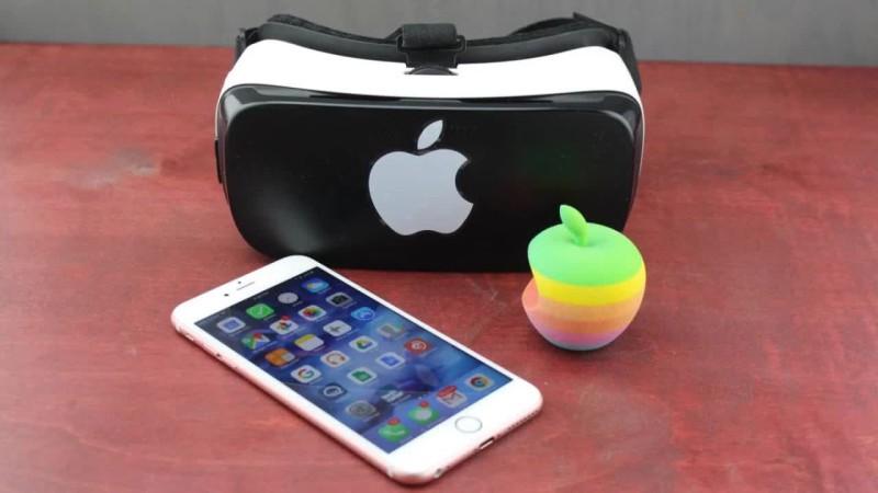 Новости о виртуальной реальности: #2 Daydream View, Apple создают AR-очки