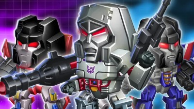 Трейлер Transformers: Battle Tactics