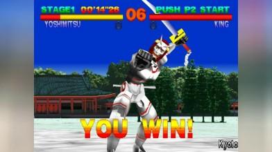 Как менялся Yoshimitsu за серию игр Tekken ( Озвучено )