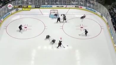 """NHL 13 """"Дебютный геймплей"""""""