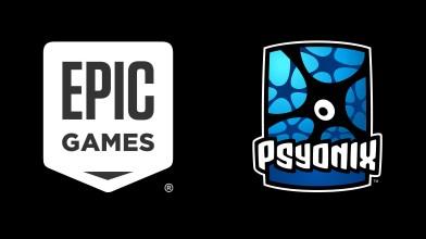 Студия Psyonix создавшая нашумевшую Rocket League присоединилась к Epic Games