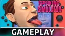Первые 15 минут геймплея Speaking Simulator на Nintendo