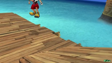 Kingdom Hearts HD 1.5 ReMIX прохождение игры часть 1 - DESTINY ISLAND