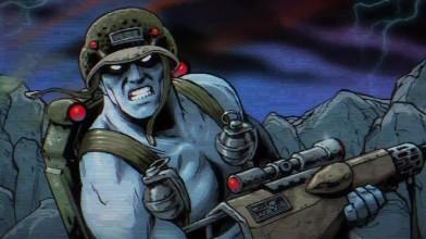 Релизный трейлер Rogue Trooper Redux