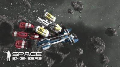 "Space Engineers ""Краш тесты в игре"""