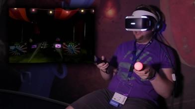 "Until Dawn: Rush of Blood ""Геймплей на PlayStation VR"""