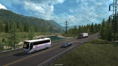 Штат Вашингтон в American Truck Simulator
