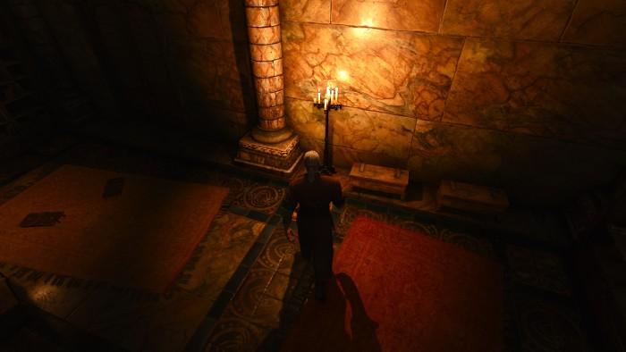 Witcher 3 Тени