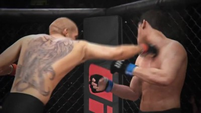 "EA Sports UFC ""Трейлер Bruce Lee"""