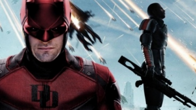 В третьем сезоне Сорвиголовы используются музыкальные композиции из Mass Effect 3 и Marvel's Spider-Man