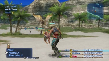 Final Fantasy XII: The Zodiac Age - Salikawood and Phon Coast Gameplay