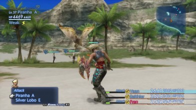 Final Fantasy XII: The Zodiac Age - Salikawood and Phon Coast Gameplay