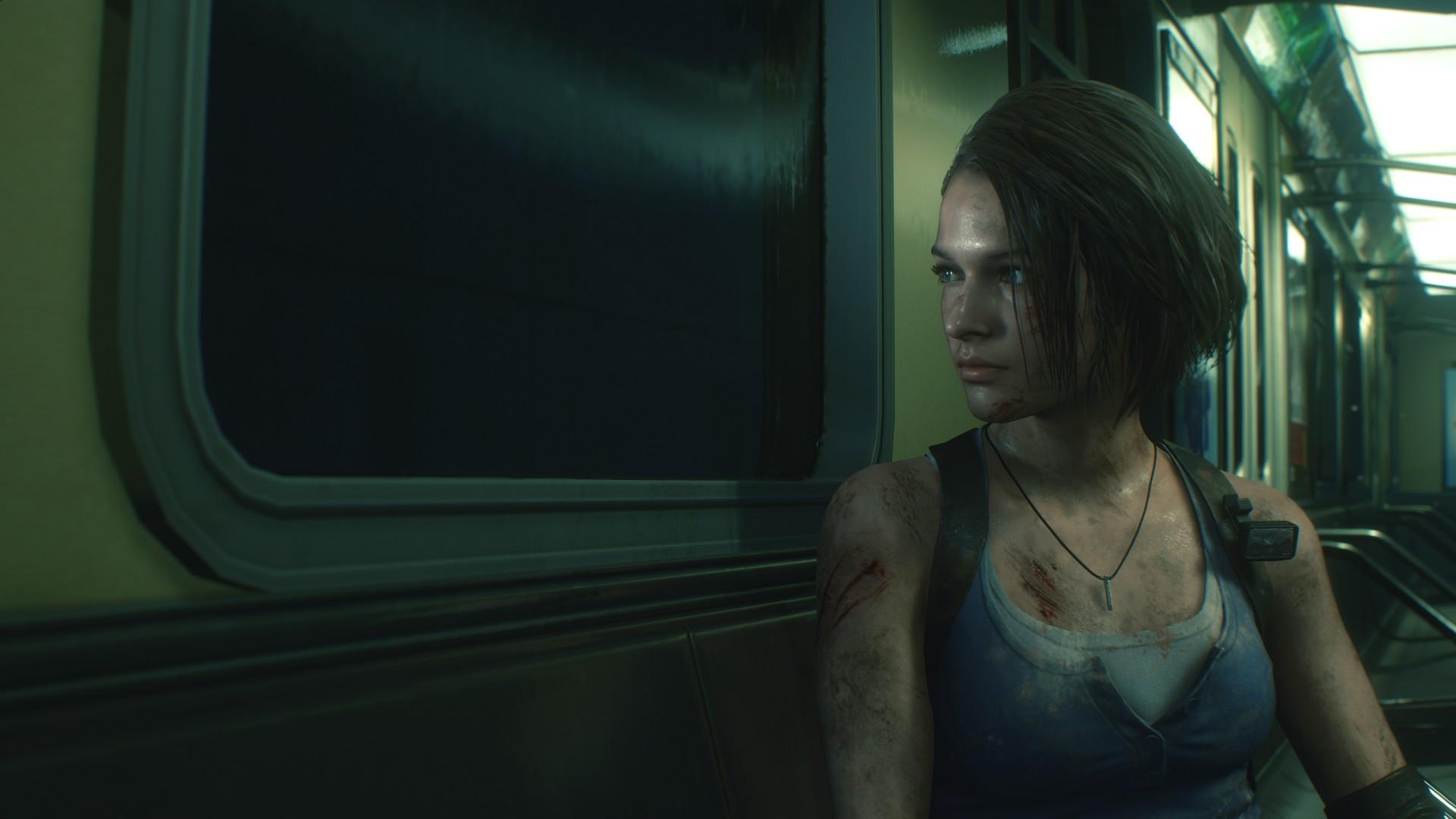 Новая информация, новые скриншоты и рендеры ремейка Resident Evil 3