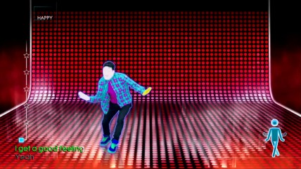 Just Dance 4 - Good Feeling | Alternate
