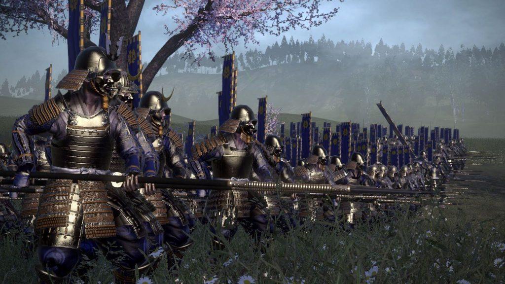 10 игр, про феодальную Японию