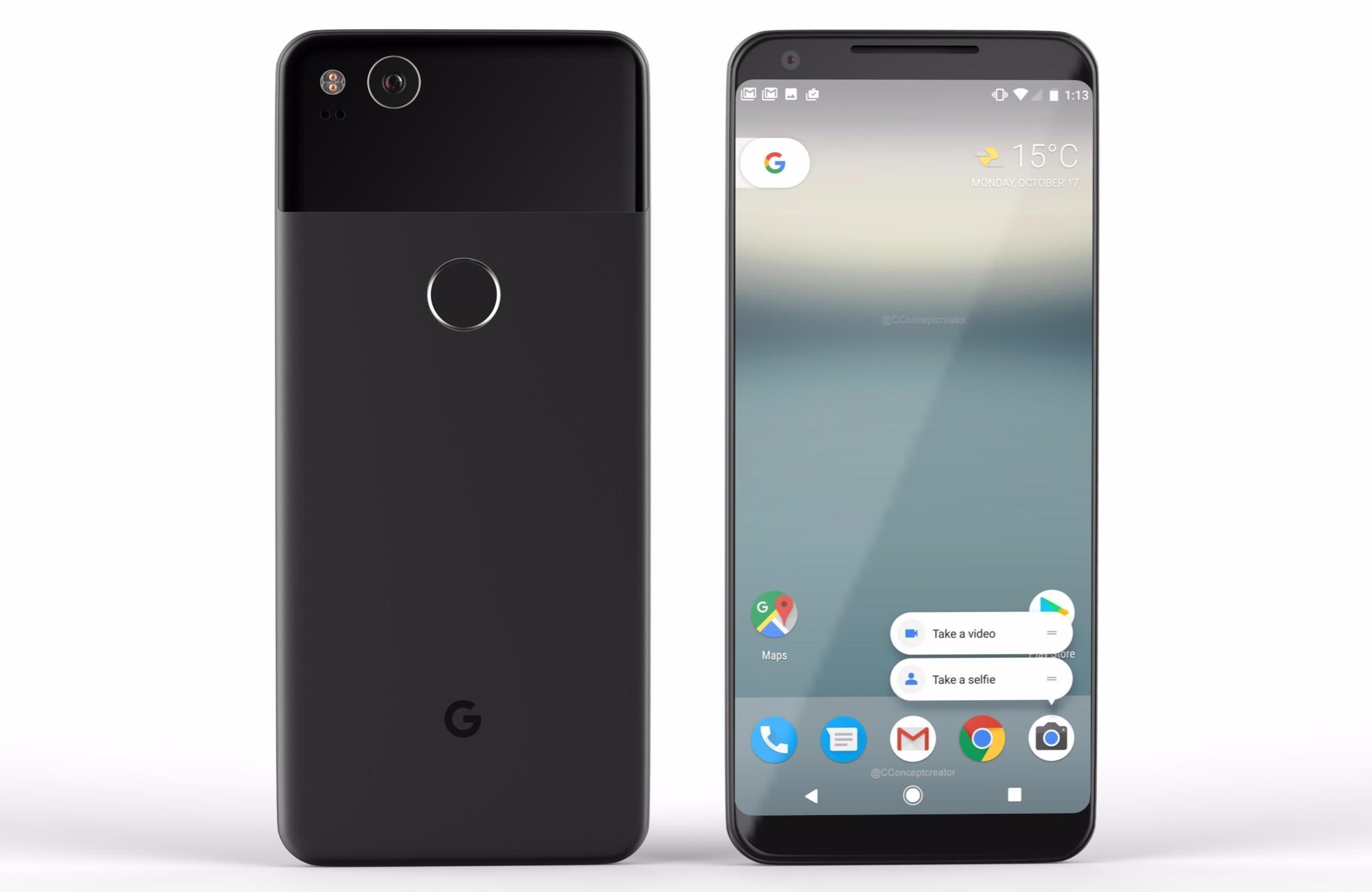 В телефонах Pixel 2 обнаружили 1-ый мобильный чип Google