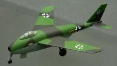 War Thunder Messerschmitt P.1101