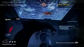 """Batman: Arkham Asylum """"Прохождение испытания """"Немой рыцарь (экстрим)"""""""""""