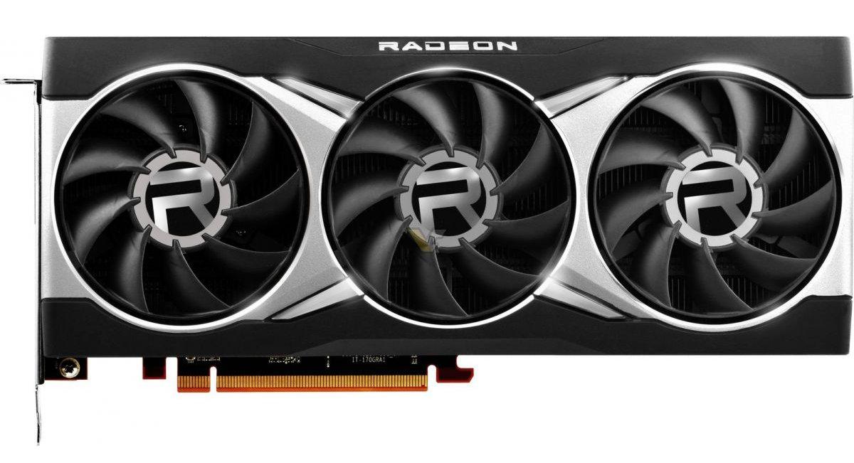 Radeon RX 6800 XT в черном цвете засветилась в Сети