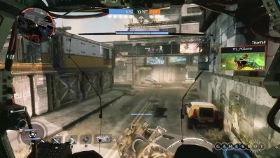 Full Ronin Match on Attrition - Titanfall 2