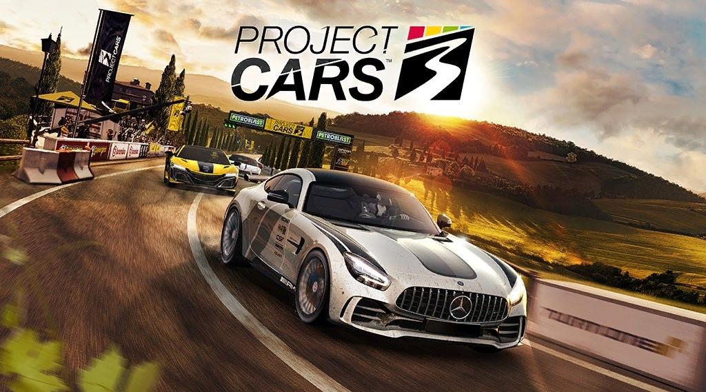 Project CARS 3 выйдет в конце августа; Опубликованы новые скриншоты