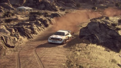 DiRT Rally 2.0 - заезд по трассе в Аргентине на Audi Quattro