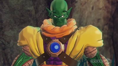 "Dragon Ball Xenoverse 2 ""Геймплей - Lord Slug Battle"""