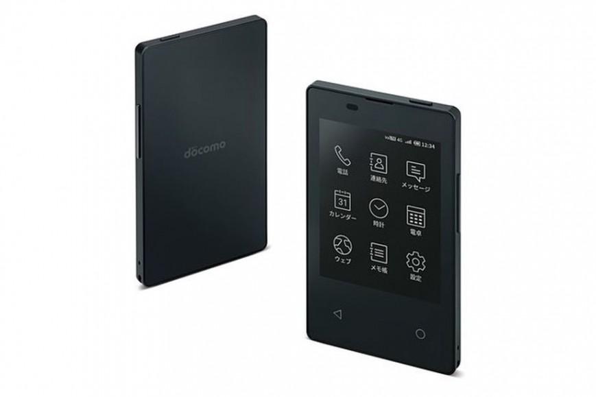 Cамый тонкий телефон в мире можно хранить в кошельке - Hi-Tech Mail.Ru