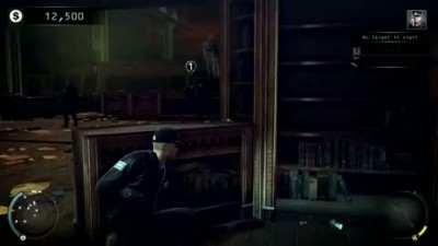 "Hitman Absolution ""Contracts 6 минут геймплея!"""