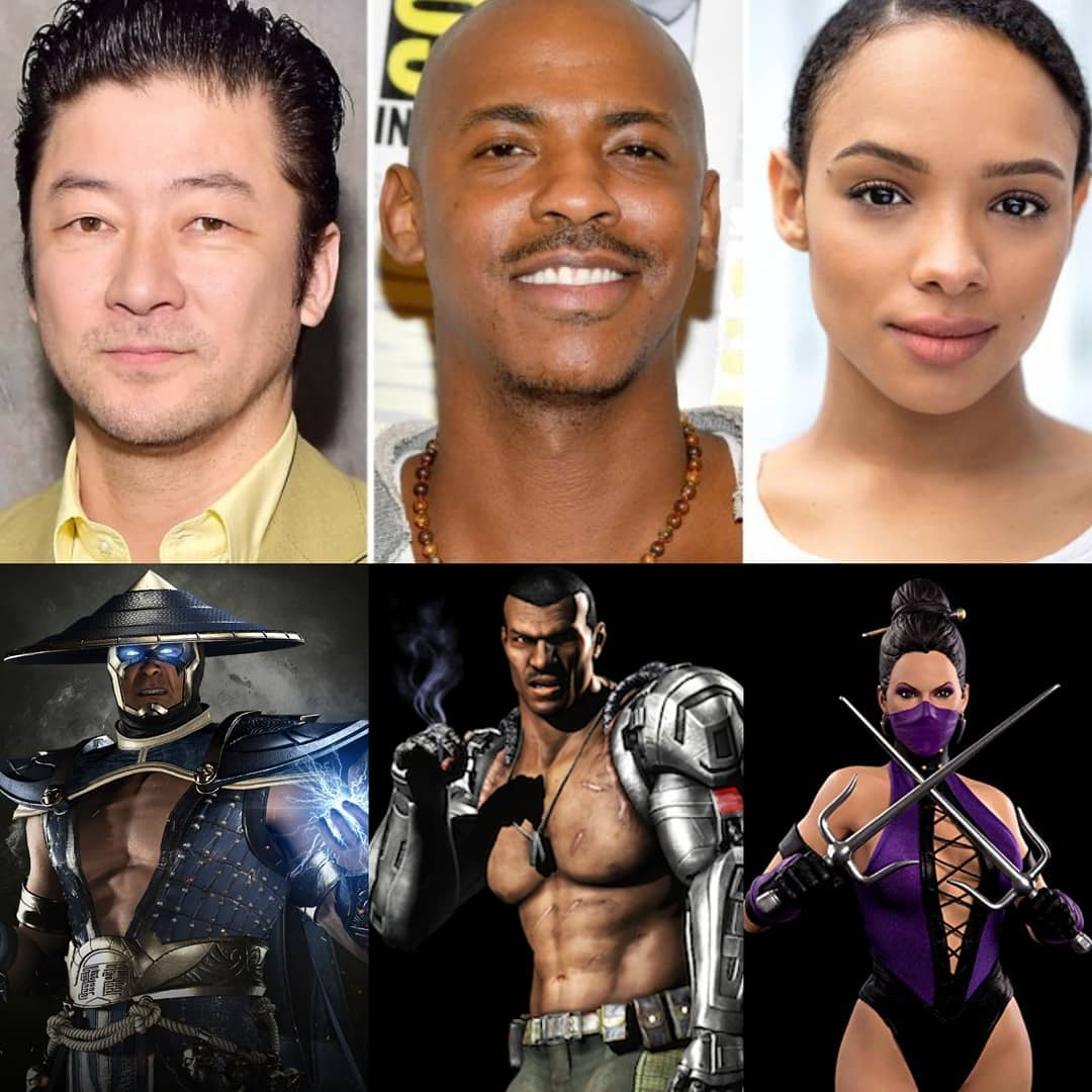 New Line Cinema отыскала актёров наглавные роли вэкранизации Mortal Kombat