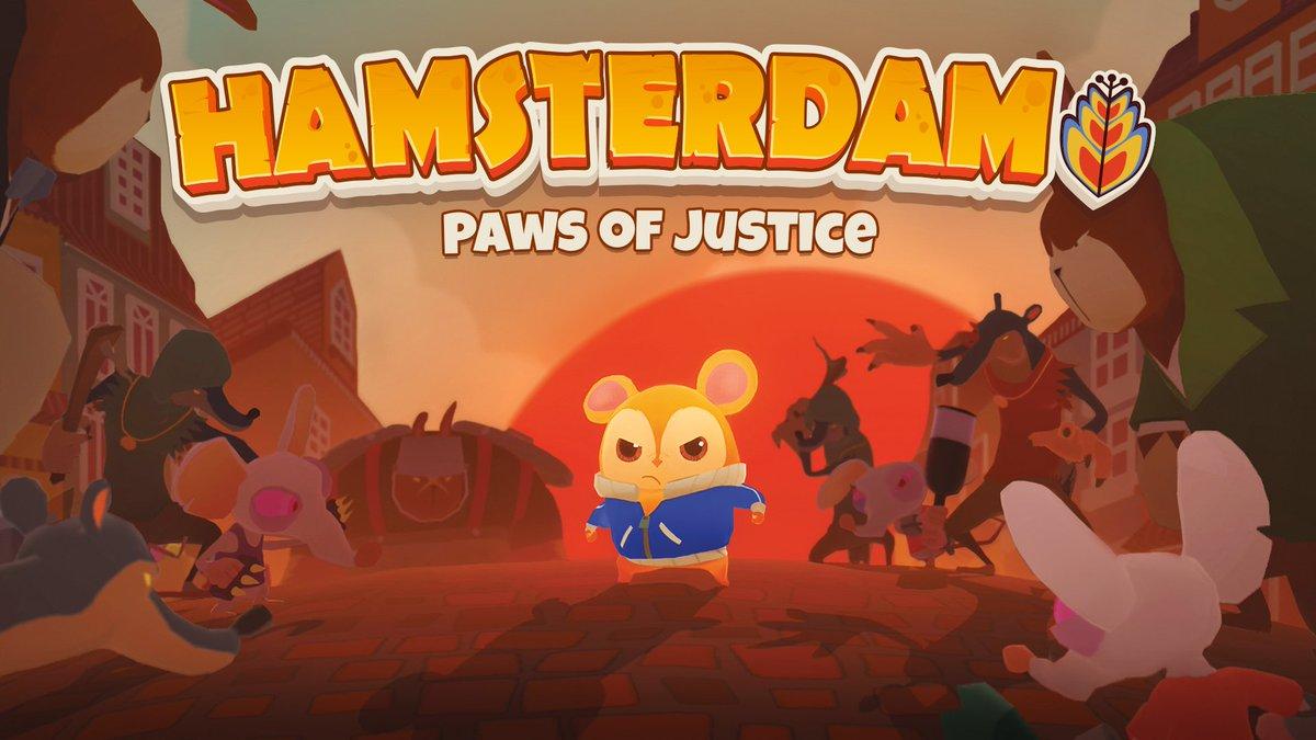 Hamsterdam о приключениях хомяка с навыками кунг-фу выйдет в августе на iOS и Android