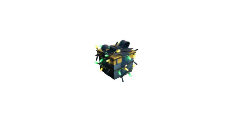 Рождественский подарочный ящик в Team Fortress 2