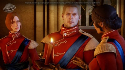 "Dragon Age: Inquisition ""DLC ""Чужак"" - прохождение. Часть 6"""